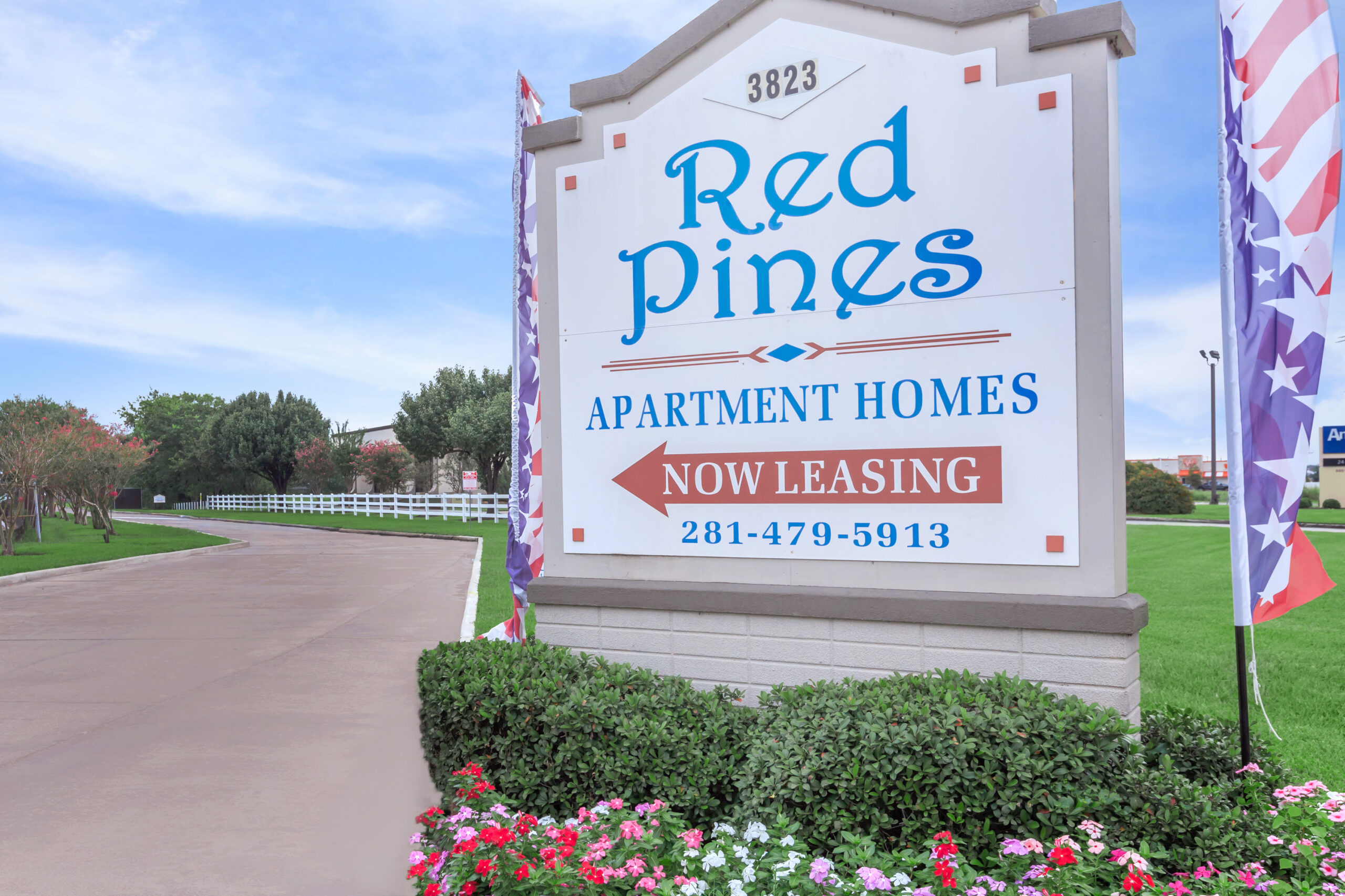 Red Pines Apartments